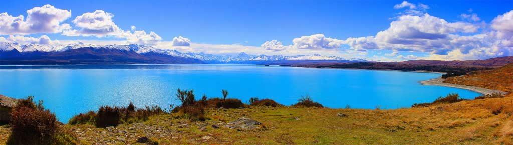 Lake Pukaki, New Zealand - Taken by Diann Corbett - 09/2014.