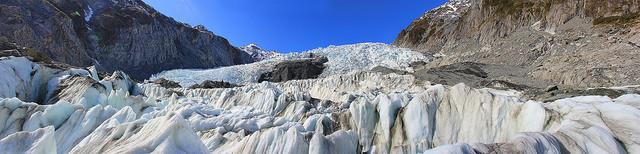 Franz Josef Glacier, South Island, New Zealand - Taken by Diann Corbett, 09/2014.