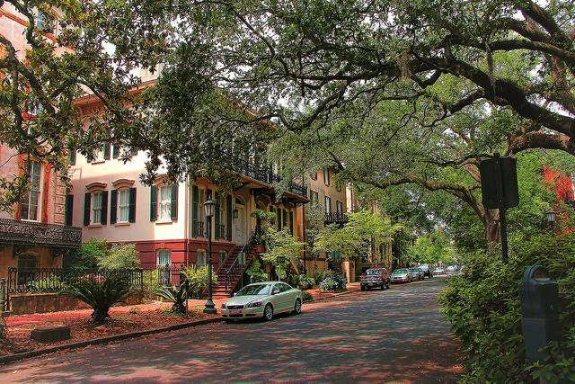 Savannah, Georgia, Taken by Diann Corbett, 05/2012.