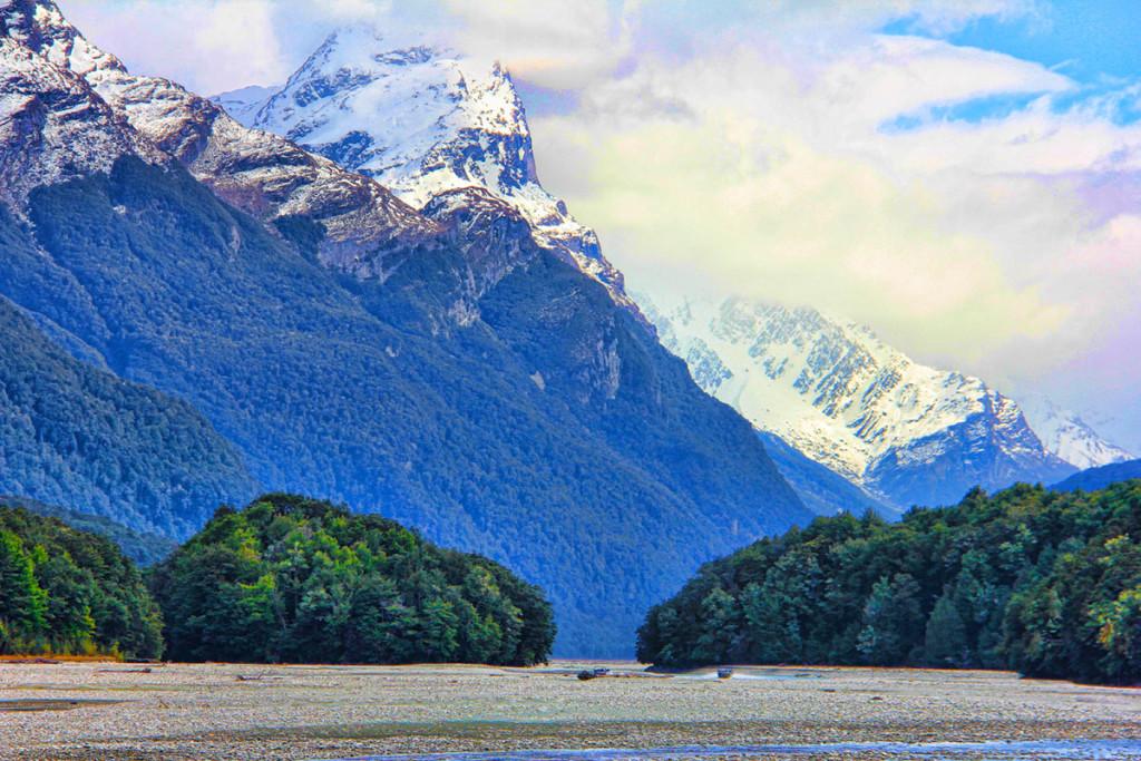 Jet Boat, Dart River, New Zealand - Taken by Diann Corbett, 09/2014