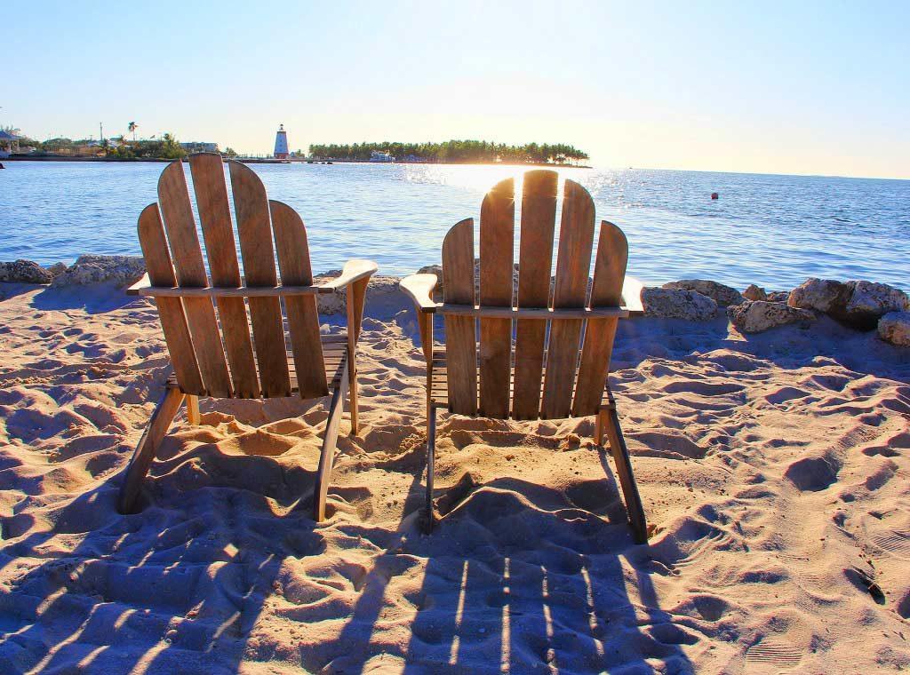 Chairs, Florida Keys - Taken by Diann Corbett, 05/2015.