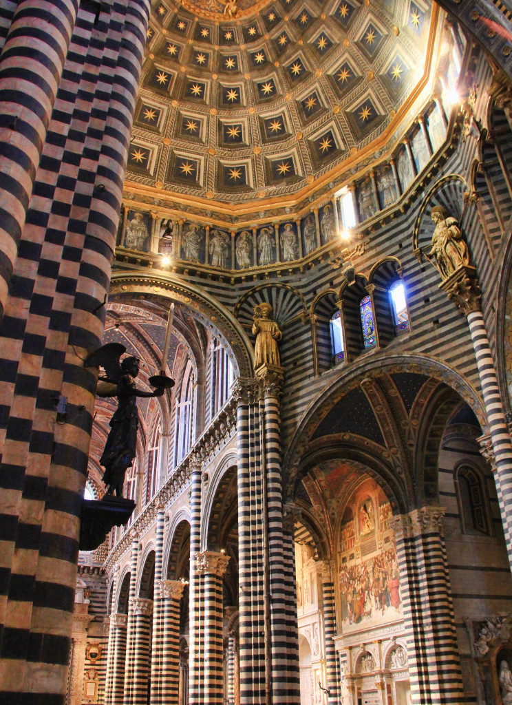 Siena Cathedral, Italy - Taken by Diann Corbett, 09/2015.