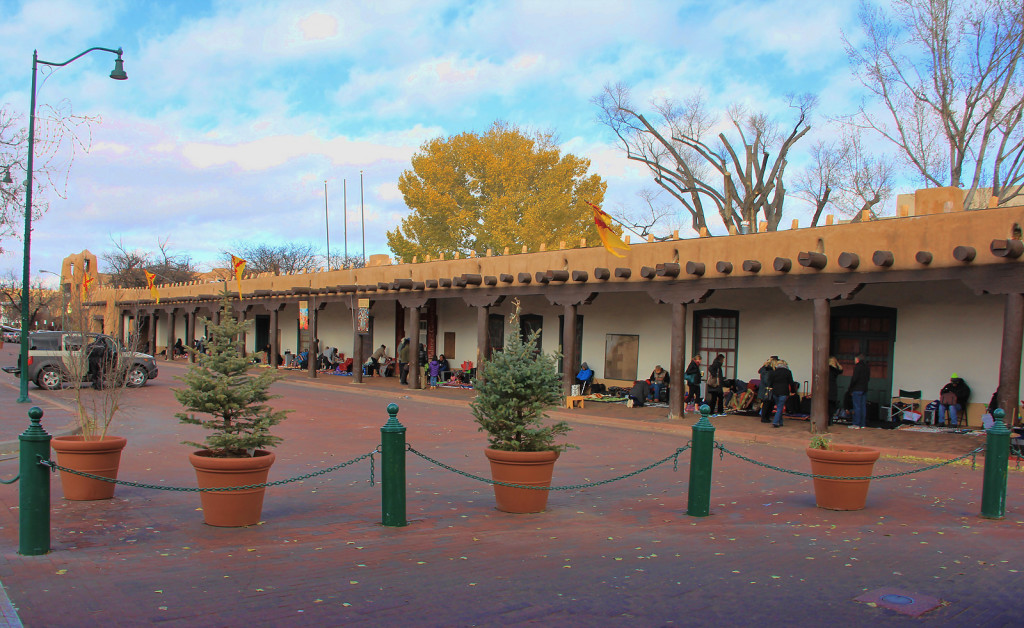 Governors Palace, Sante Fe NM - taken by Diann Corbett