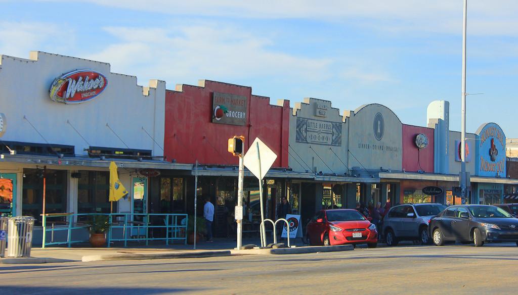SOCO, Austin, TX - taken by Diann Corbett, 12/2015.