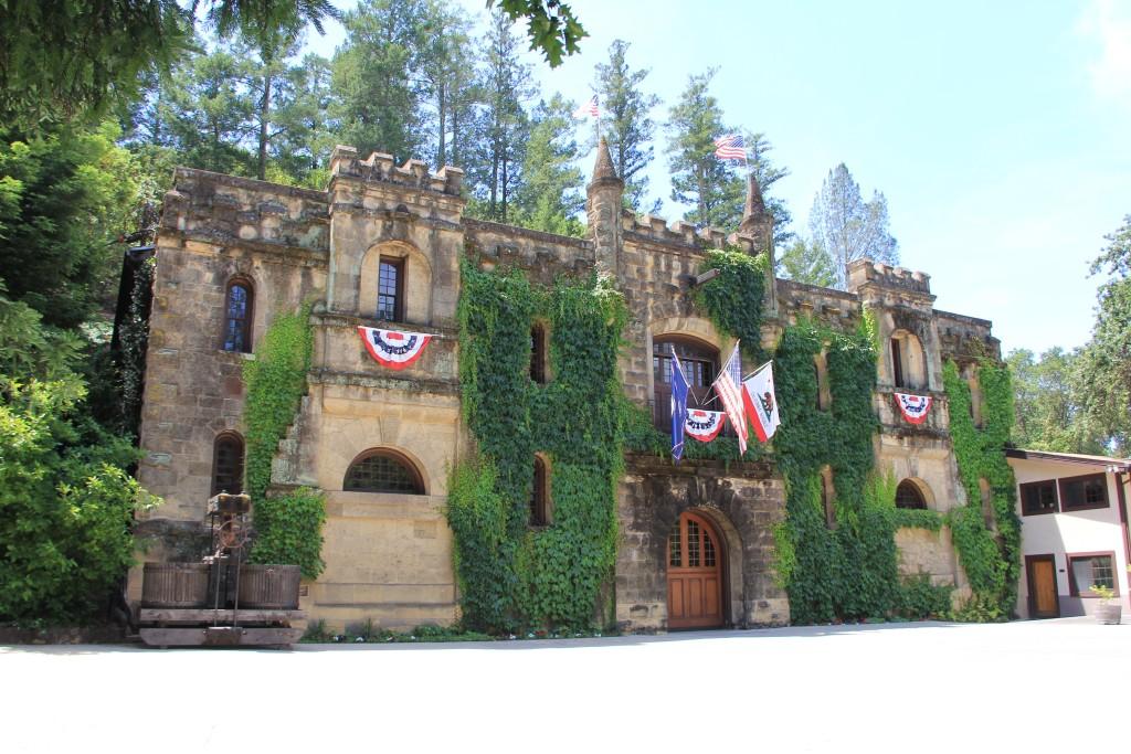 Château Montelena, Calistoga, California